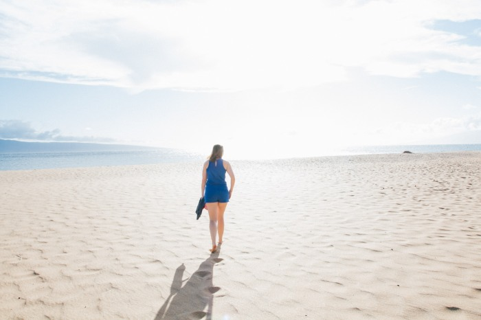 cassidy_walking_away_from_me_on_beach_maui_hawaii